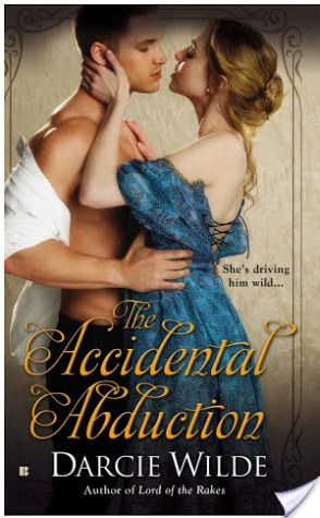 Guest Review: The Accidental Abduction by Darcie Wilde