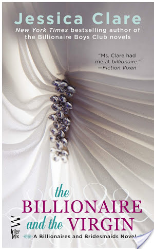 Guest Review: The Billionaire and the Virgin by Jessica Clare