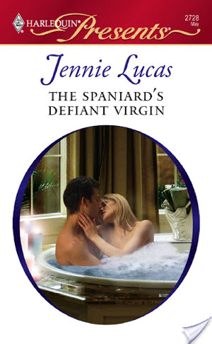 Review: The Spaniard's Defiant Virgin by Jennie Lucas