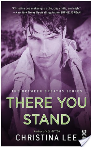 Guest Review: There You Stand by Christina Lee