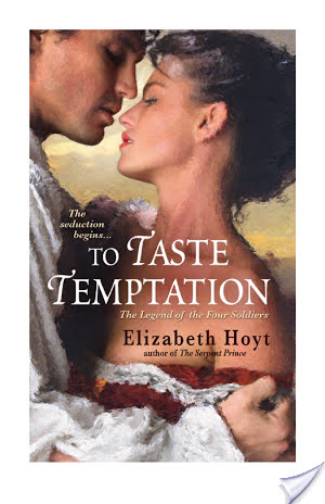 Review: To Taste Temptation by Elizabeth Hoyt