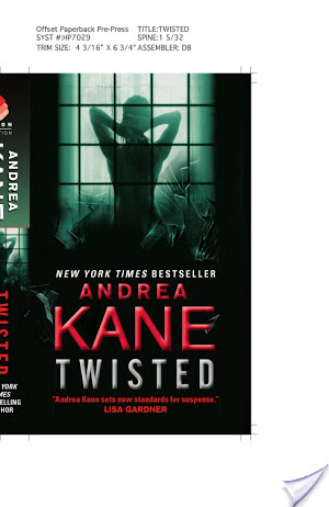 Review: Twisted by Andrea Kane