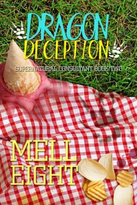 Guest Review: Dragon Deception by Mell Eight