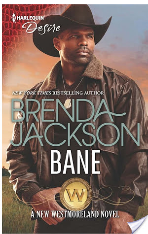 Guest Review: Bane by Brenda Jackson