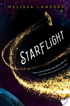 Guest Review: Starflight by Melissa Landers
