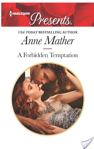 Review: The Forbidden Temptation by Anne Mather