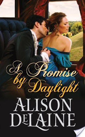 Guest Review: A Promise by Daylight by Alison DeLaine