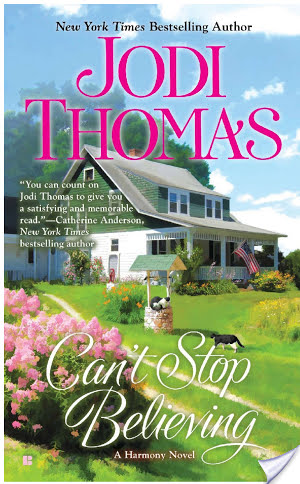 Guest Review: Can't Stop Believing by Jodi Thomas