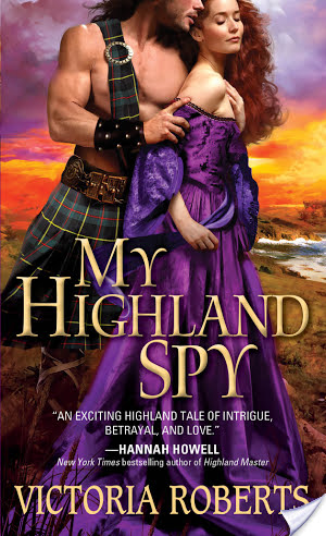 Guest Review: My Highland Spy by Victoria Roberts