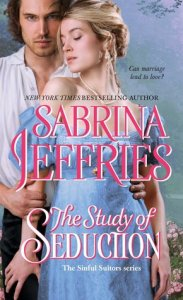 Guest Review: The Study of Seduction by Sabrina Jeffries