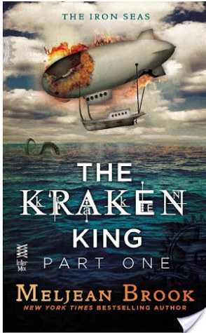 Review: The Kraken King Part I: The Kraken King and the Scribbling Spinster by Meljean Brook