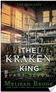 Review: The Kraken King Part VII: The Kraken King and the Empress's Eyes by Meljean Brook