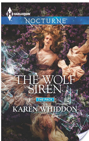 Review: The Wolf Siren by Karen Whiddon