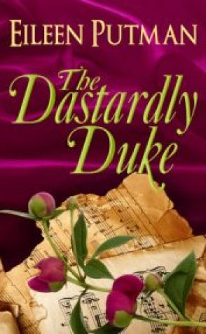 Guest Review: The Dastardly Duke by Eileen Putman