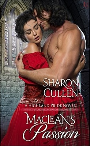 Guest Review: MacLean's Passion by Sharon Cullen