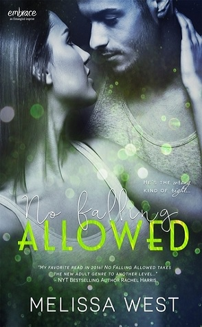 Guest Review: No Falling Allowed by Melissa West