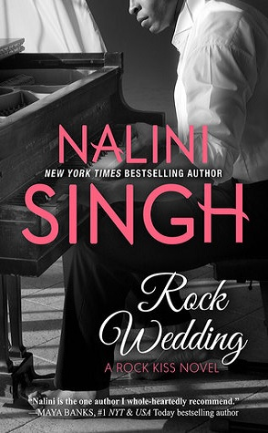 Guest Review: Rock Wedding by Nalini Singh