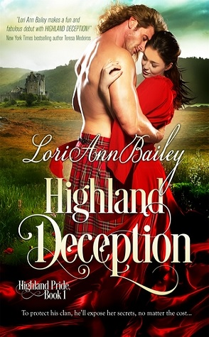 Guest Review: Highland Deception by Lori Ann Bailey