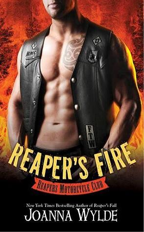 Guest Review: Reaper's Fire by Joanna Wylde