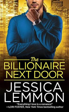 Review: The Billionaire Next Door by Jessica Lemmon