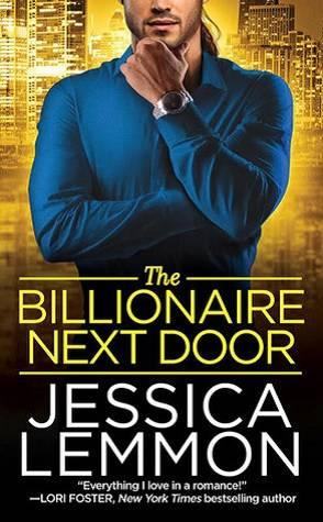 Sunday Spotlight: The Billionaire Next Door by Jessica Lemmon