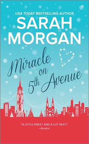 Guest Review: Miracle on 5th Avenue by Sarah Morgan