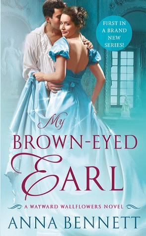 Guest Review: My Brown-Eyed Earl by Anna Bennett