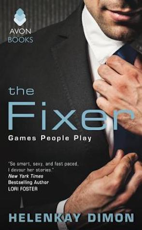 Guest Review: The Fixer by HelenKay Dimon
