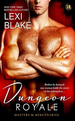 Review: Dungeon Royale by Lexi Blake