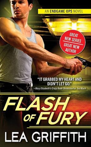 Guest Review: Flash of Fury by Lea Griffith