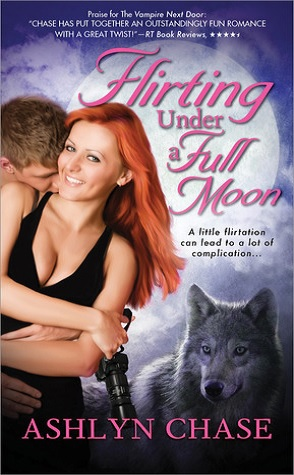 DNF Review: Flirting Under a Full Moon by Ashlyn Chase