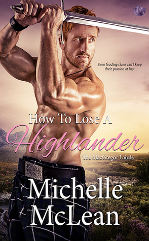 Guest Review: How to Lose a Highlander by Michelle McLean
