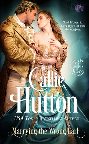 Guest Review: Marrying the Wrong Earl by Callie Hutton