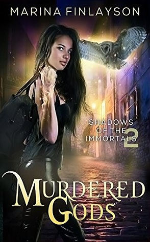 Review: Murdered Gods by Marina Finlayson