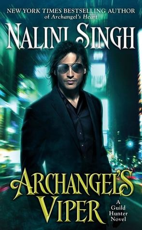 Guest Review: Archangel's Viper by Nalini Singh