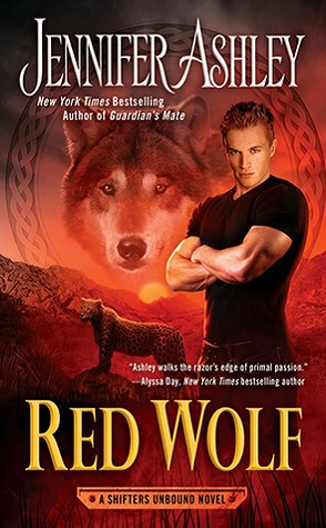 Review: Red Wolf by Jennifer Ashley