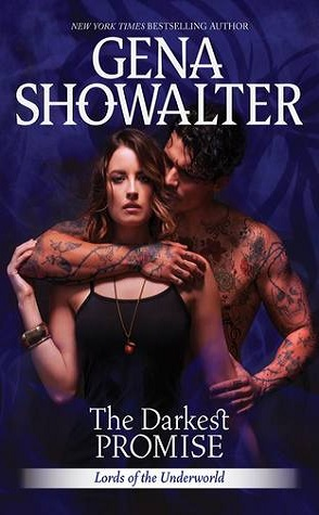 Sunday Spotlight: The Darkest Promise by Gena Showalter