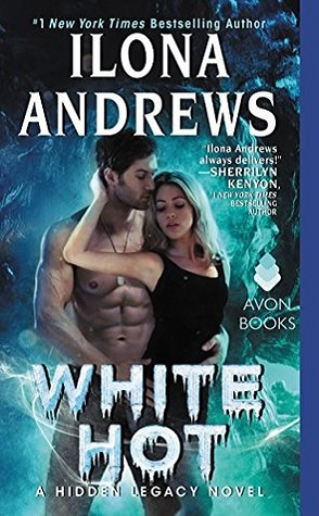 Review: White Hot Ilona Andrews