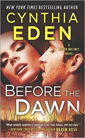 Guest Review: Before the Dawn by Cynthia Eden