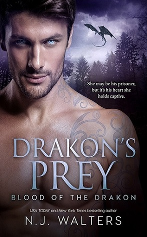 Guest Review: Drakon's Prey by N.J. Walters
