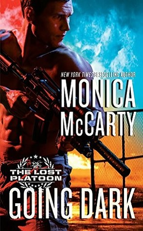 Guest Review: Going Dark by Monica McCarty