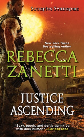 Review: Justice Ascending by Rebecca Zanetti