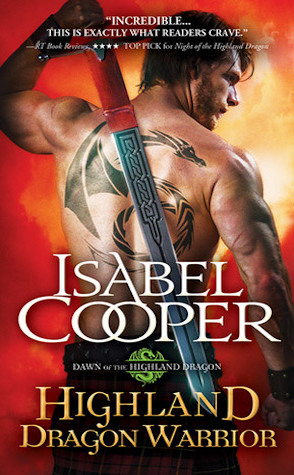 Guest Review: Highland Dragon Warrior by Isabel Cooper