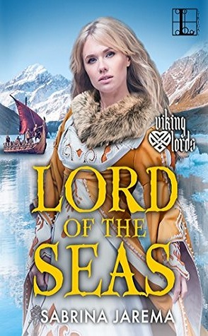 Guest Review: Lord of the Seas by Sabrina Jarema