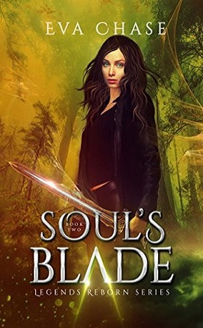 DNF Review: Soul's Blade by Eva Chase