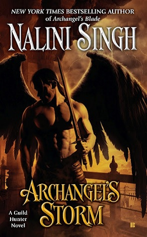 Guest Review: Archangel's Storm by Nalini Singh