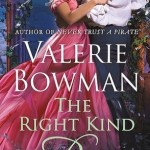 The Right Kind of Rogue by Valerie Bowman Book Cover