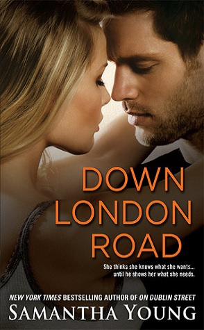 Review: Down London Road by Samantha Young