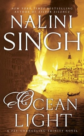 Sunday Spotlight: Ocean Light by Nalini Singh