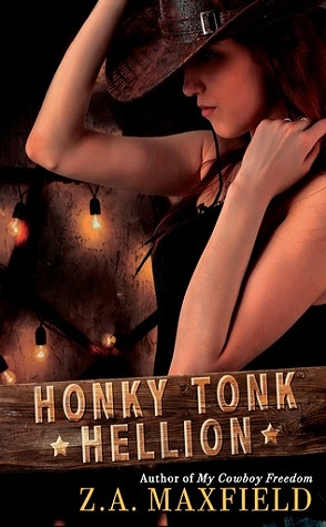 Guest Review: Honky Tonk Hellion by ZA Maxfield